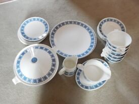 Royal Tuscan Bone China