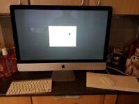 "Apple Mac desktop 27"""