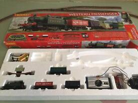 Hornby Train Set, 00 Gauge, Western Messenger R1142