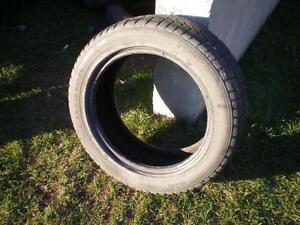 1 Nokian WR G2 Run Flat Winter Tire * 205 55R16 91V  * $30.00 .  M+S / Winter Tire ( used tire )