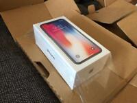 iPhone X Space Grey 64GB (Brand new unopened/Unlocked)