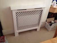 radiator covers white