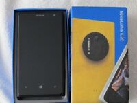 Nokia Lumia 1020 Black 32GB Unlocked Mobile Phone