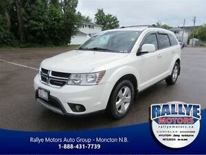 2012 Dodge Journey SXT! Sunroof! Bluetooth! Trade-In! Save!