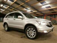 2010 (FACELIFT) Honda CR-V 2.2 i-Dtec 4x4 ES, Great Spec! Half Leather! Heated Seats! FSH! FULL MOT!
