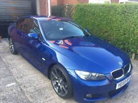 BMW 320D M-Sport Highline Coupe 2010