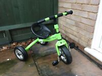 Child's trike, suit age 2-5 years