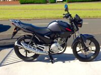 2012 Yamaha YBR125 in excellent condition NO MARKS/SCUFFS/SCRATCHES Can deliver-Please ask for price