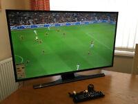 SAMSUNG 40in UHD (4K) SMART LED TV -FREEVIEW HD - 1000hz- WIFI- WARRANTY