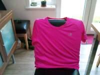 Karrimor Running top (pink)