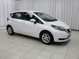 2017 Nissan Versa NOTE 1.6SV 5DR HATCH