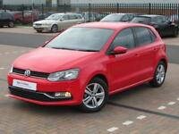 Volkswagen Polo MATCH (red) 2017-03-24