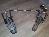 Mapex P500TW Double Bass Kick Drum Pedal