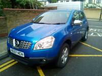 NISSAN QASHQAI VISIA 5DRS HATCHBACK With Chrome Finished 1.6 ltrs, in Good Condition