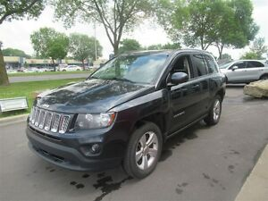 2014 Jeep Compass NORTH 4WD HEATED SEATS REMOTE START