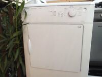 BEKO 6KG VENTED DRYER IN GOOD CLEAN WORKING ORDER WITH 3 MONTH WARRANTY
