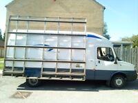 Van Side Glass Rack