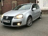 Volkswagen Golf 2.0 gttdi 2008 full mot immaculate!!!