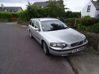 ### Volvo V70 D5 Sport Estate FSH, MOT, 2 Owners ###