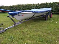 sailing dinghy road trailer