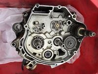 Ybr 08 Engine and other parts, clutch, alternator, gears