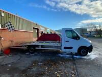 NEW 16ft BED AND WINCH ECONOMICAL NO VAT