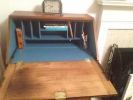 Lovingly restored vintage bureau