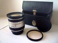 Nikon mount Sigma AF 28-200mm f3.8- 5.6 zoom lens