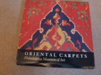 Carpet books - The history and information about Hand Woven carpets from the East