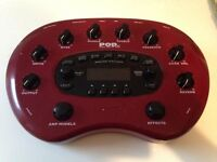Line 6 PODxt multi-effects pedal for sale