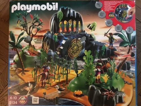 Playmobil - Pirateneiland set