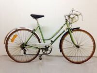 Rare Puch Lightweight Road bike 10 speed Original Features Service d