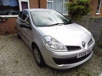 56 Plate Renault Clio Expression 1.5 DCI Under 100,000 miles £1495