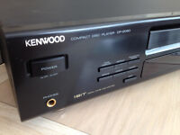 Kenwood CD Player DP-2060 (non-working for spares or repair)