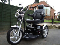 DRIVE SPORT RIDER MOBILITY SCOOTER/DISABILITY SCOOTER .MOTORBIKE STYLE SCOOTER