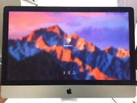 27inch slim iMac 2012