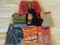 Boys 8-9 Designer Clothes Bundle