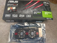 Asus GTX 670 2GB Graphics card