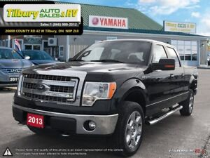 2013 Ford F-150 XLT. *Bench seating. Bluetooth. Running Boards*