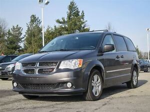 2016 Dodge Grand Caravan crew/ STOW AND GO/ BLUETOOTH/ HEATED SE