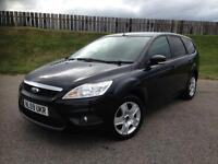 2009 FORD FOCUS STYLE 1.8TDCI 115 PS ESTATE - 73K MILES - F.S.H - GREAT SPEC - 3 MONTHS WARRANTY