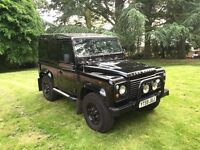 Landrover defender 90/ Immaculate condition /Full service history