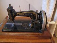 Kenbar Junior sewing machine