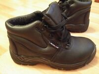 Warrior Safety Shoes nr 5 UK 38 EURO