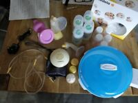 Medela Swing Breast Pump and Lots of Extras For Sale!