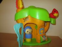 Fisher Price Silly Safari Musical Discovery Tree House