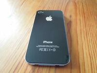 Apple iPhone 4. Black, 32GB, UNLOCKED