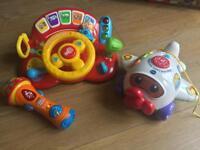 Vtech toy bundle