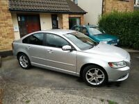 Volvo S40 2008 High spec, Full leather interior. Must Sell!