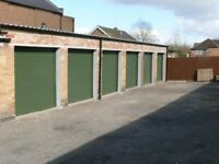 LOCKUP GARAGE STORAGE UNIT TO LET IN SECURE COMPOUND LEICESTER